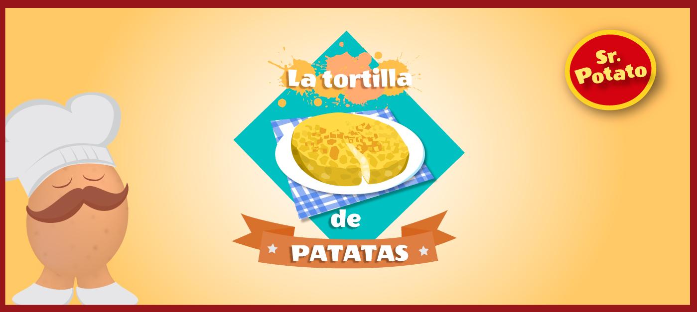 Receta De Tortilla De Patatas Potato Style