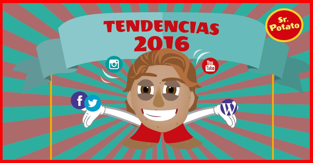 La Tendencias En Redes Sociales Que Serán Trending Topic En 2016