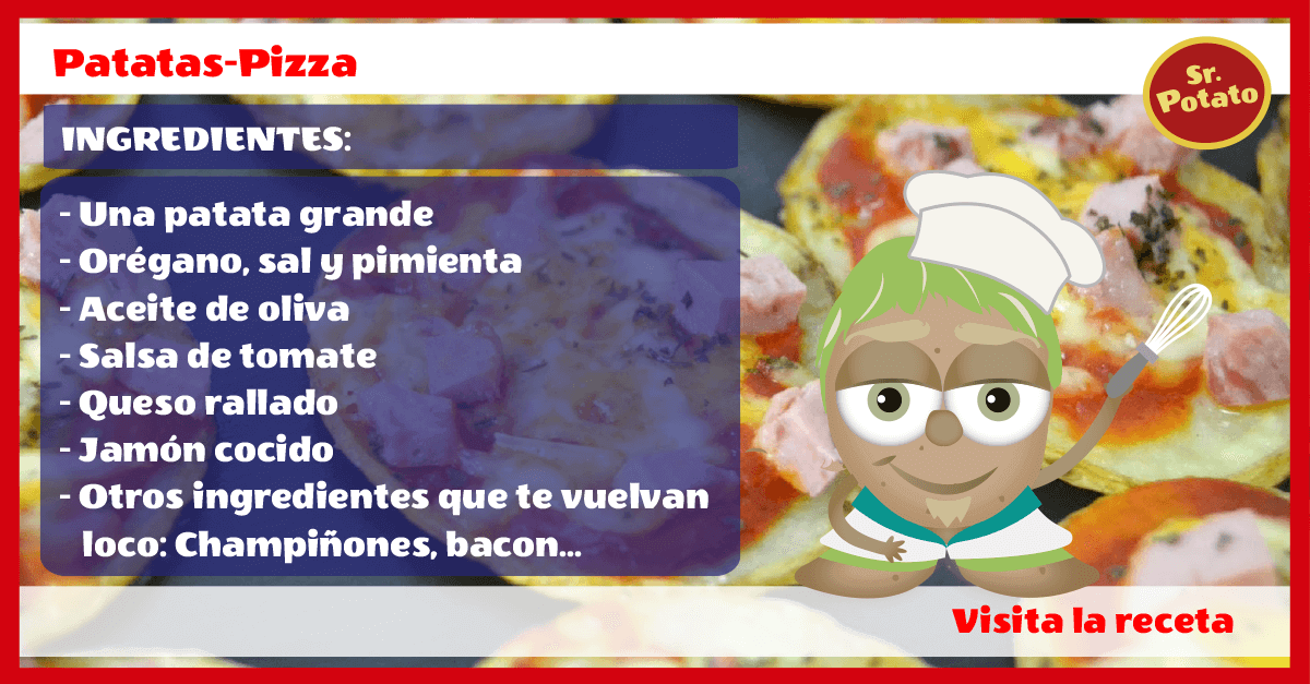 Patata Pizza