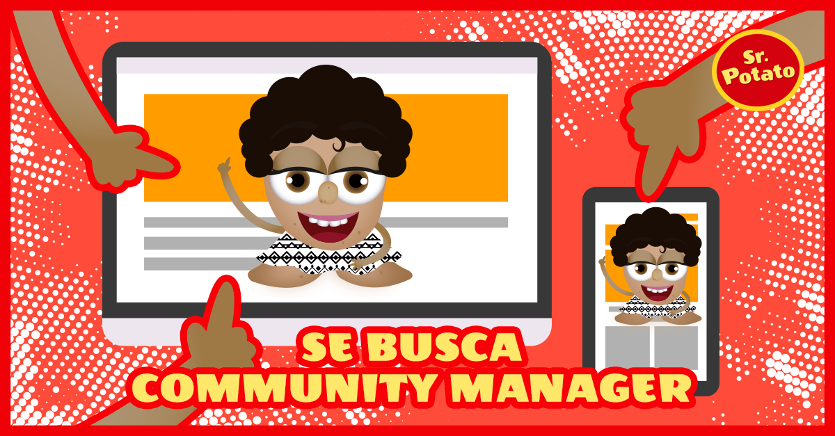 Buscamos Community Manager Trainee