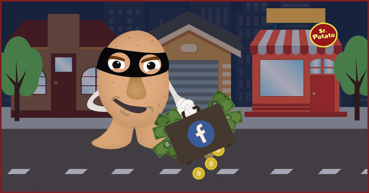 Ladron Facebook