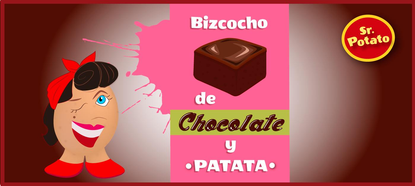 Nueva Receta Potatera Bizcocho De Chocolate Y Patata (sin Gluten)
