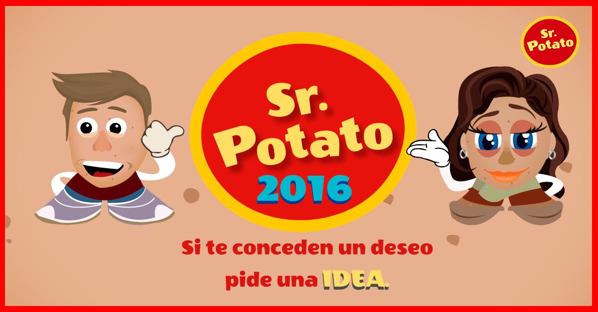 Señor Potato: ¿De Dónde Venimos Y A Dónde Vamos?