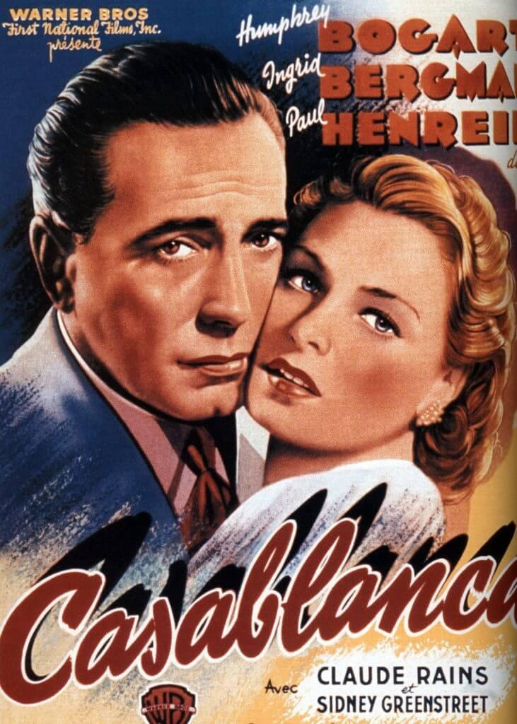 La evolución del diseño gráfico - Casablanca