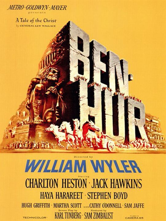 La evolución del diseño gráfico - Ben Hur