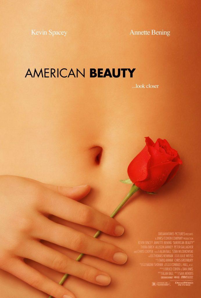 La evolución del diseño gráfico - American Beauty