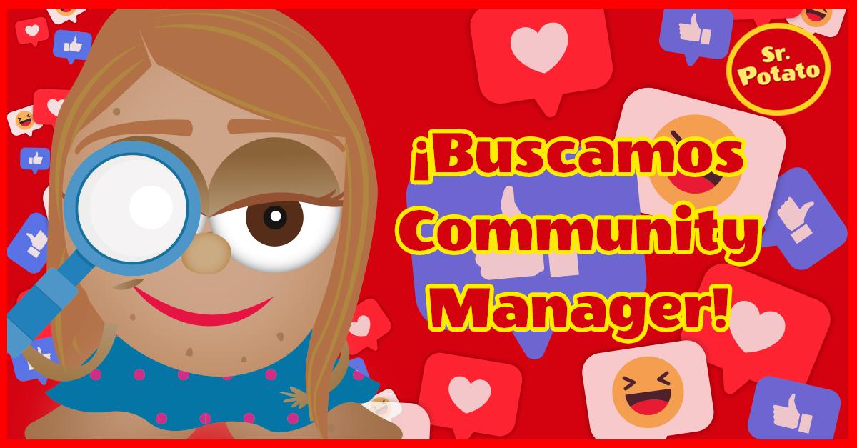 Beca De Community Manager