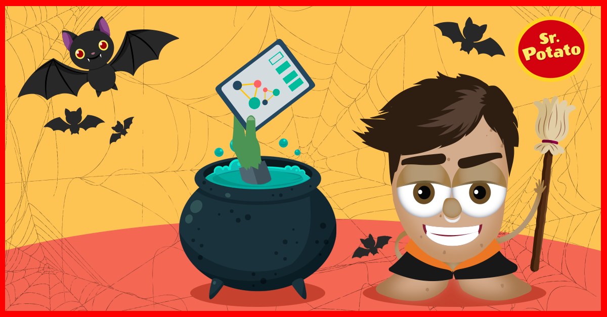 5 Ideas Para Petarlo Con Halloween En Tu Agencia De Marketing Digital En Madrid.